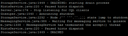 Drained_Node_Confirmation